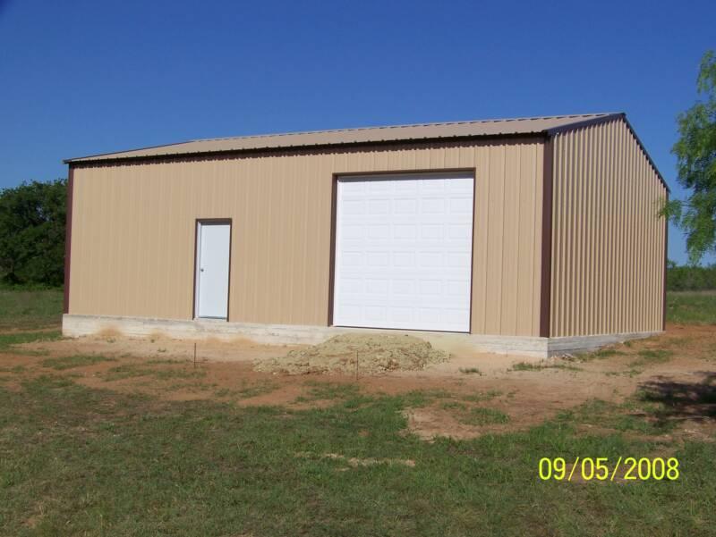 Metal buildings for Metal building cabin