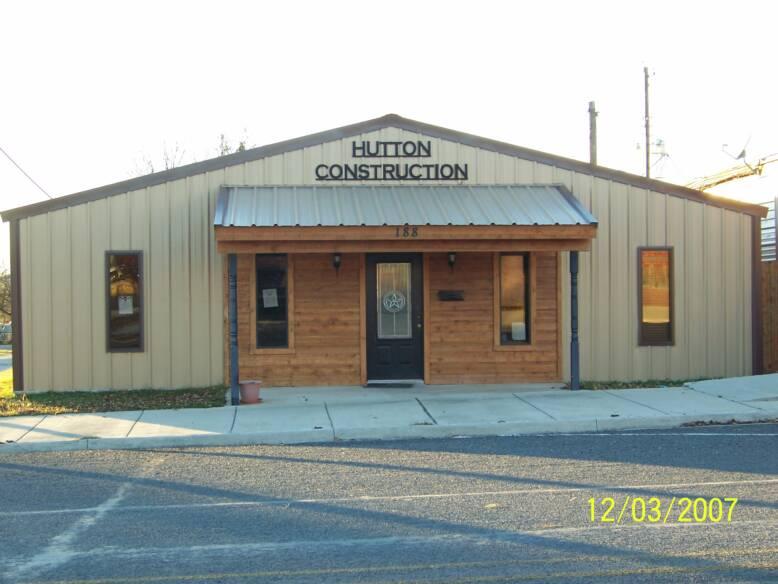 Hutton Construction & Dozer Services \ Cross Plains, TX 76443